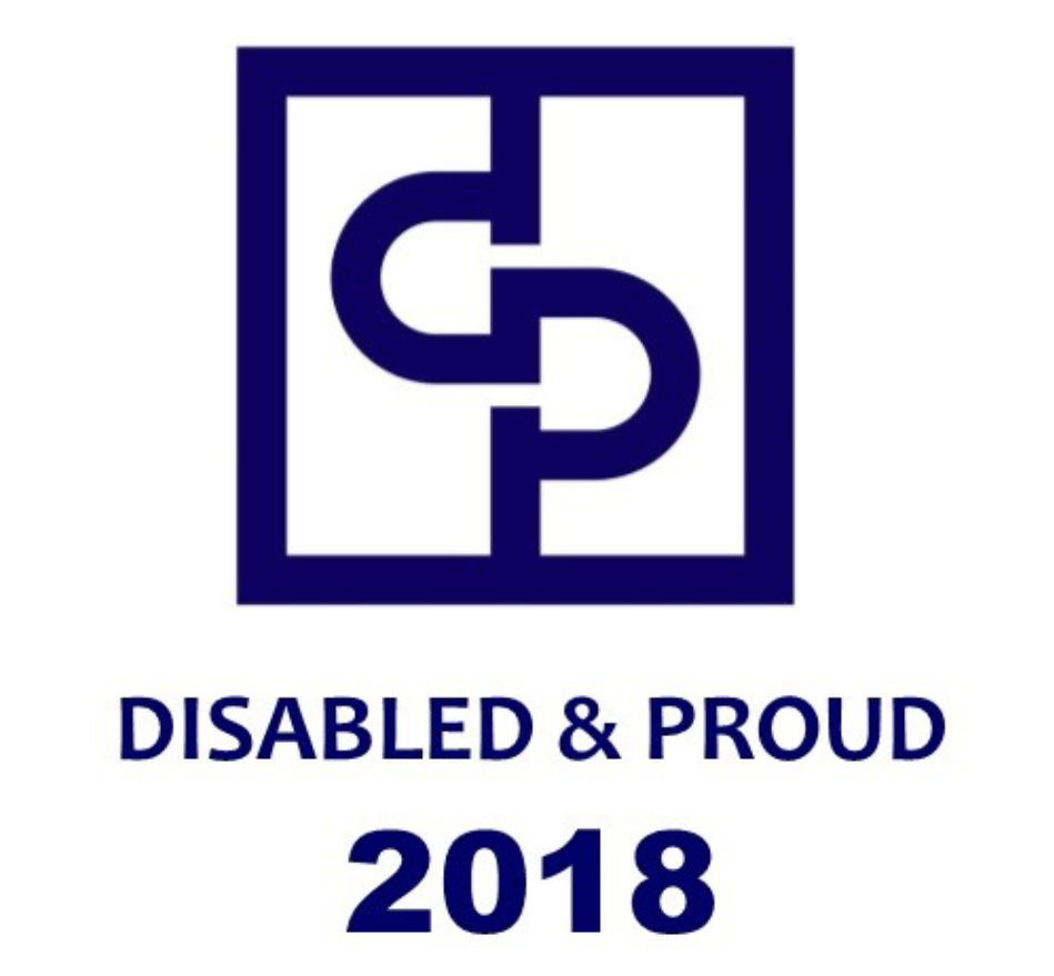 Disabled and Proud logo